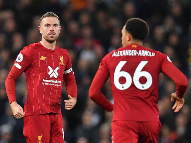 Aston Villa vs Liverpool