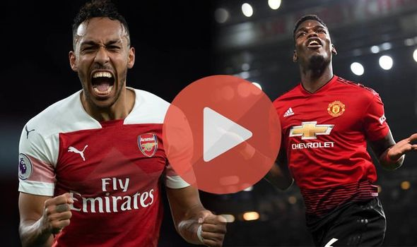 ARSENAL Vs MANCHESTER UNITED Live Streaming Free