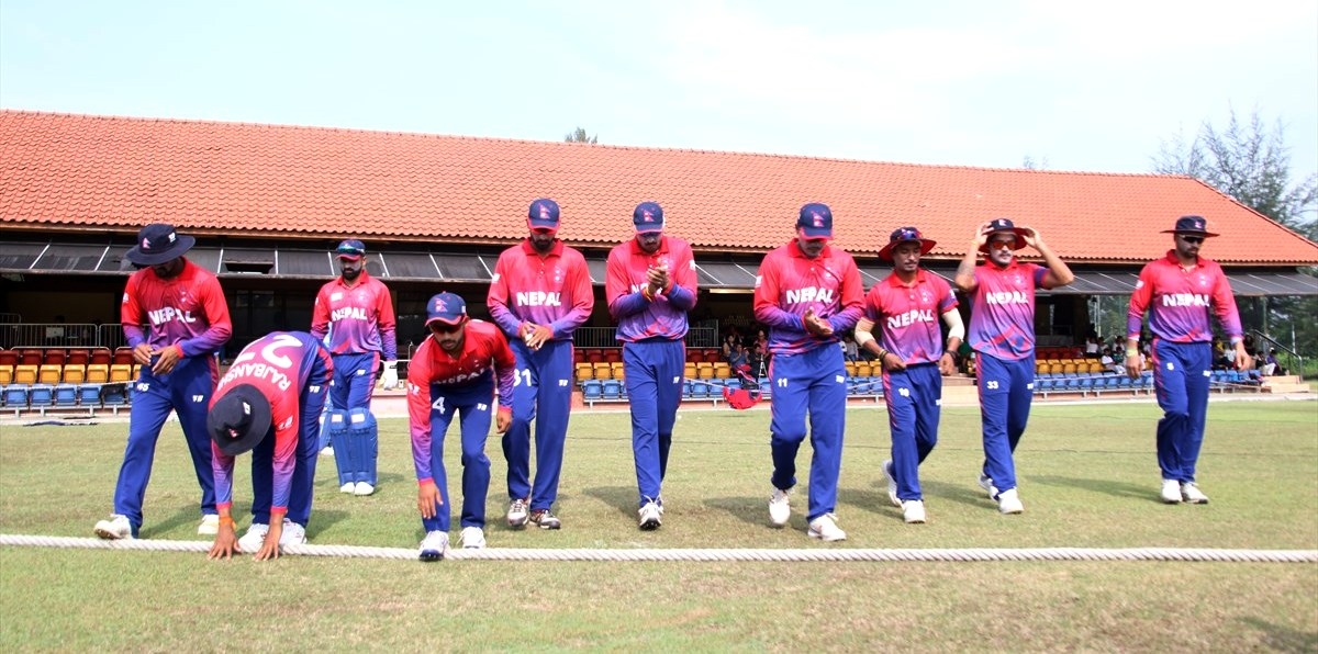 Nepal vs Hong Kong Live Cricket