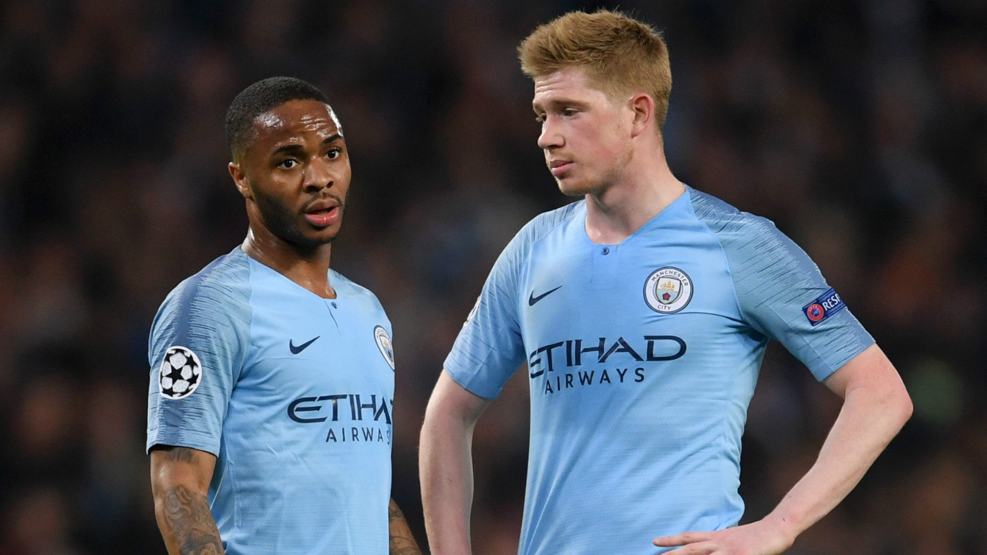 Manchester City possible line up against Liverpool and team news