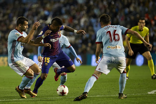 Barcelona take on Celta Vigo on Saturday.