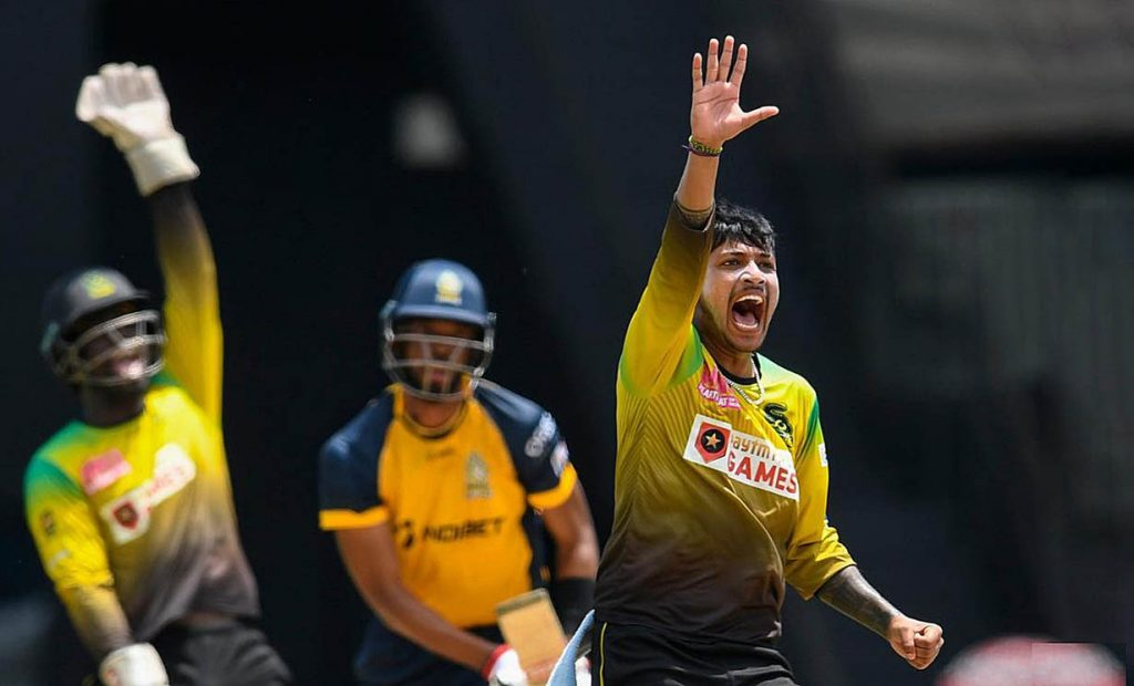 Watch St Kitts and Nevis Patriots vs Jamaica Tallawahs.