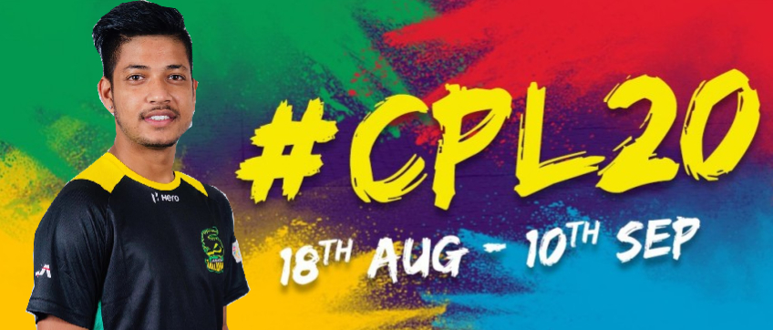 How to watch CPL T20 2020 Live Stream Online ?