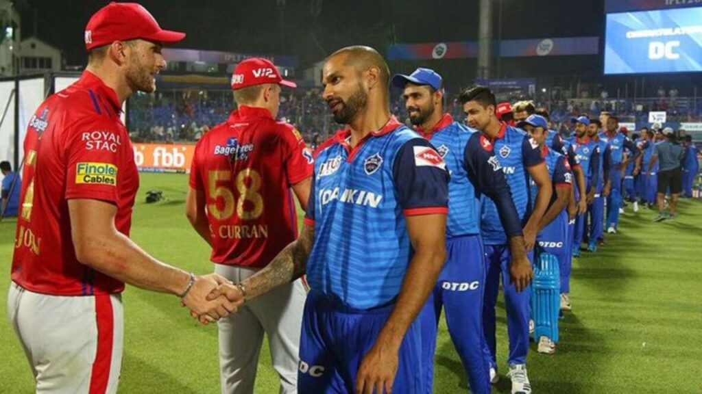 Delhi Capitals vs Kings XI Punjab Live Stream in Mobile.